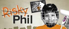 Young People's Theatre Presents The World Premiere Of RISKY PHIL By Paula Wing