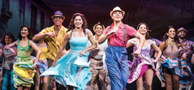 First National Tour Of ON YOUR FEET! Congas Its Way To Worcester