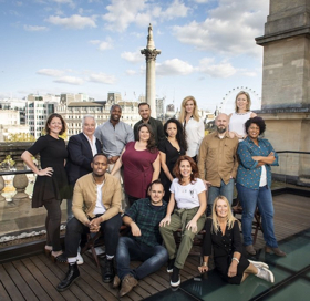 Inside the Launch of the West End Production of COME FROM AWAY; Full Cast Announced