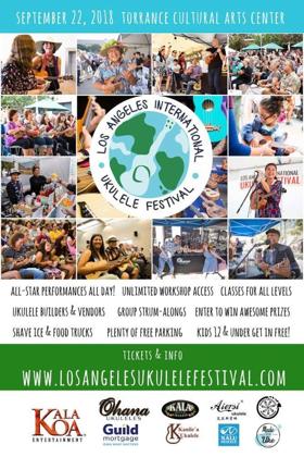 Los Angeles International Ukulele Festival' Celebrates Musical Versatility Of The Small 4-Stringed Wonder