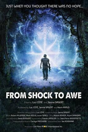 BWW Review: FROM SHOCK TO AWE - Healing the Spiritual Injuries of War