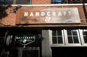 HANDCRAFT KITCHEN & COCKTAILS in Gramercy for a Bottomless Brunch to Relish