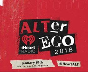iHeartMedia Announces First-Ever 'iHeartRadio ALTer Ego' ft. Alternative Rock's Biggest Superstars