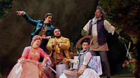 Juilliard Opera Presents Mozart's DON GIOVANNI