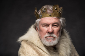 Shakespeare's KING LEAR Ends Theatre And Dance At Wayne 2017-2018 Season