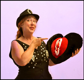 Laughing Beaver Productions Presents LAURA-DOE'S VAUDEVILLE OF THE VULVA
