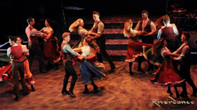 BWW Review: RIVERDANCE Tour Enlivens the Eccles