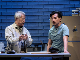 BWW Review: AUBERGINE at San Diego Repertory Theatre