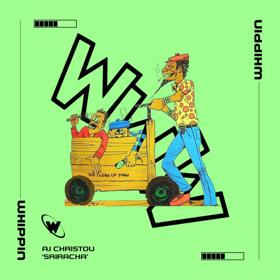 AJ Christou Drops Brand-New EP 'Sriracha' On Mason Collective's 'Whippin' Label