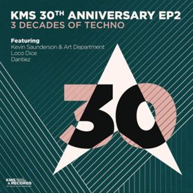KMS Pushes Celebrations for Three Decades of Techno Into Phase Two with Second Anniversary EP