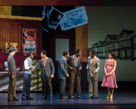 BWW Review: MOTOWN THE MUSICAL is a Loving Dedication to a Great Legacy at Wolf Trap