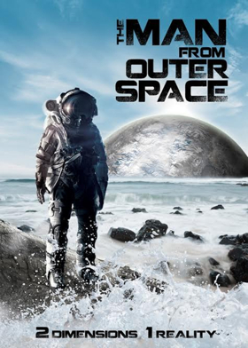THE MAN FROM OUTER SPACE Shoots for This Stars on DVD/VOD. Today
