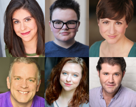 Cast Announced for World Premiere of BURY ME