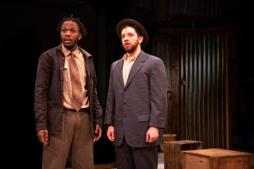 BWW Review: BLOOD KNOT, Orange Tree Theatre