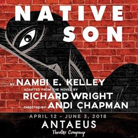 NATIVE SON Adaptation Gets Southern California Premiere at Antaeus