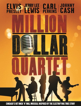 Zachary Ford Joins Cast of 3-D Theatricals' Production of MILLION DOLLAR QUARTET