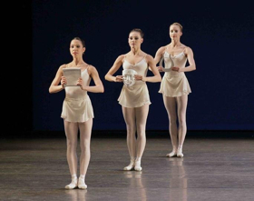 BWW Review: New York City Ballet brings to the stage the Balanchine Classics