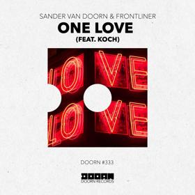 Sander van Doorn and Frontliner Collaborate on 'One Love'