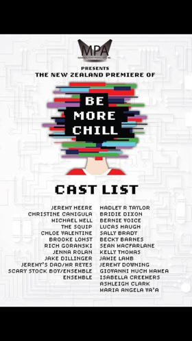 BWW Previews: BE MORE CHILL at Spotlight Theatre Manukau Performing Arts
