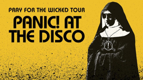 Panic! At The Disco Releases Extra Tickets for Sydney Leg of 'Pray For The Wicked World Tour'