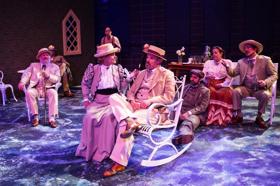 BWW Review: Austin Shakespeare Presents a Wonderful Adaption of Anton Chekhov's THE SEAGULL  in Austin, TX
