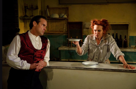 God, That's Good! SWEENEY TODD Sells 20,000th Pie at the Barrow Street Theatre