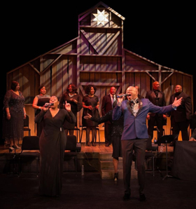 BWW Review: There is No Better Place to Experience the Joyful Noise of the Holidays than at Penumbra Theatre's Annual Celebration BLACK NATIVITY