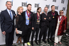 Sting, Imagine Dragons, and Martin Bandier Honored at BMI's 67th Annual Pop Awards