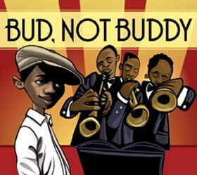 bud not buddy gets live jazz support