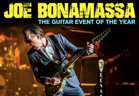 Joe Bonamassa Announces Australian Tour