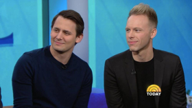 video pasek justin paul premiere the music video for 39 this is me 39 featuring the queer eye cast. Black Bedroom Furniture Sets. Home Design Ideas