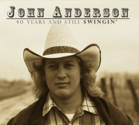 John Anderson 'Swingin'' Into 2019 With New 40th Anniversary Collection