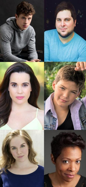 Jenna Leigh Green and Drew Logan Powell Join Nolan Gould and Tim Realbuto In Film Version Of YES