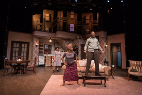 BWW Review: Lyric Arts' Outstanding A RAISIN IN THE SUN Honors Deferred American Dreams