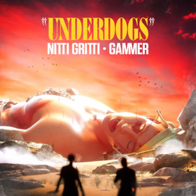 Nitti Gritti Unites With Gammer For Long-Awaited Bass Anthem UNDERDOGS