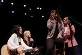 CMA Foundation Partners With Hit Songwriters Nicolle Galyon And Emily Weisband Along With Singer Danielle Bradbury To Surprise Students In Kansas