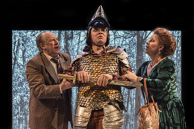 BWW Interview: Alexander Feklistov Talks THE KNIGHT OF THE BURNING PESTLE at the Barbican