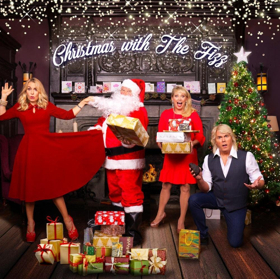 The Fizz Announce First Christmas Album