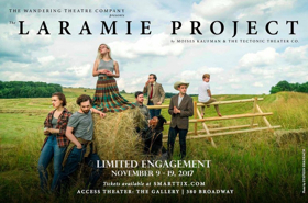 The Laramie Project Returns To NYC After Almost 10 Years
