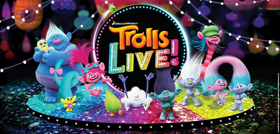 TROLLS LIVE! Heads to Radio City Music Hall