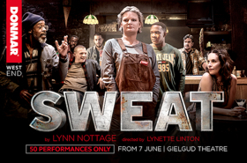 Tickets Are Now On Sale For SWEAT in the West End