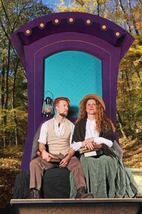 BWW Review: PARNASSUS ON WHEELS is a Delightful Love Letter to Books (and Love!), at Lakewood Theatre