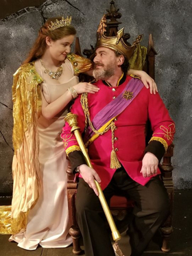 ActorsNET Stages EXIT THE KING at the The Heritage Center Theatre