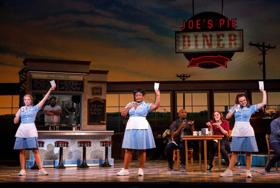 BWW Review: Order Up! WAITRESS National Tour at Boston Opera House