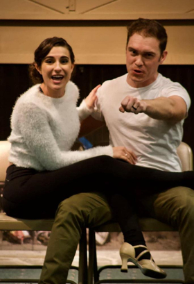 BWW Review: Crime Only Sometimes Pays in Split Stage's BONNIE AND CLYDE