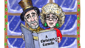 A CHRISTMAS CARMELLA Returns To Woonsocket