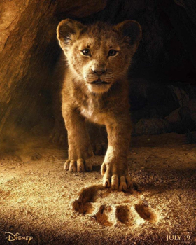 Disney's Film Chief Says THE LION KING Will Be New Form of Filmmaking