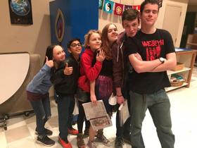 Upstart Crows of Santa Fe Present 'Speak What We Feel' KING LEAR Workshop