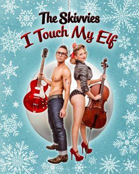 The Skivvies Bring I TOUCH MY ELF to Feinstein's at the Nikko