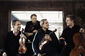 Emerson Quartet Celebrates the 80th Birthday of American Composer William Bolcom